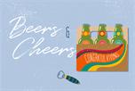 Beers Cheers kaart
