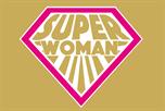 Super woman kaart