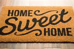 Home sweet home kaart