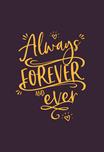 Always forever kaart