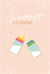 Proost babynieuws