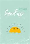 Head up kaart