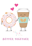 Better together kaart
