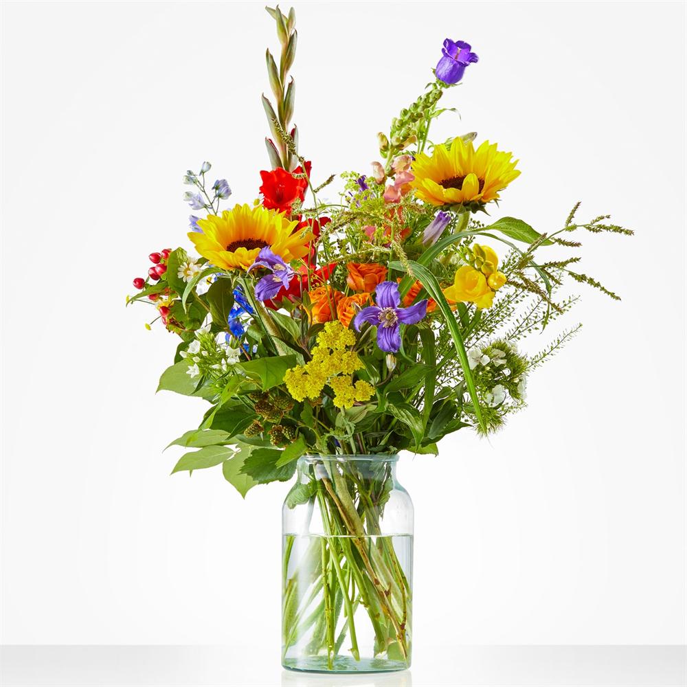 Zomer bloemen - Stralend - Fleurop