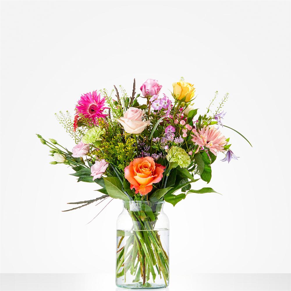 Gefeliciteerd bloemen - Fleurop